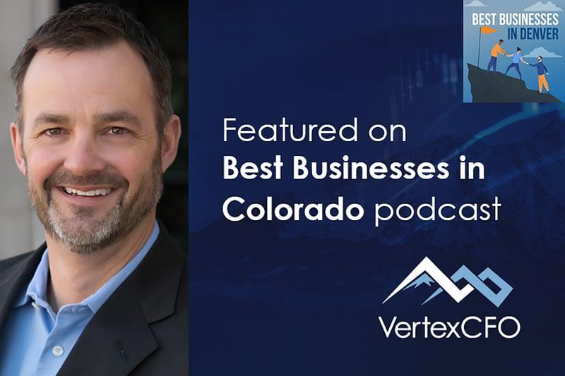 Brian Medley Discusses CFO & Controller Services in Denver Podcast